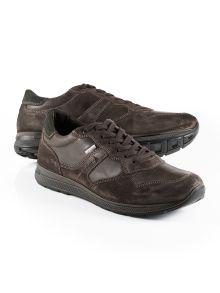 Aquastop Leder-Sneaker