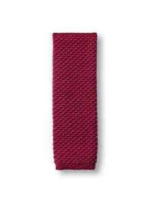 Woll-Strick-Krawatte