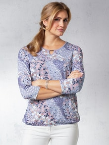Blouson Shirt  Millefleur