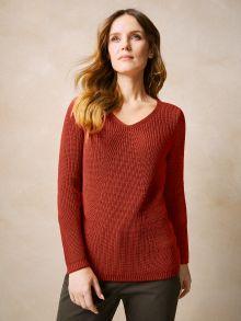 Merino-Patent-Pullover