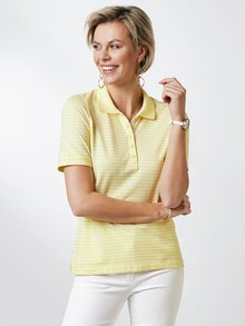 Extraglatt-Polo Pima Cotton