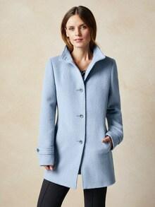 Alpaka Wolljacke Kuschelfaktor