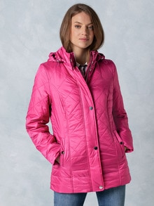 Aquastop Steppjacke