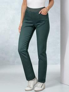 ce5dd1c6efbfc Grüne Hosen für Damen kaufen | Walbusch