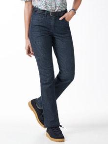Klepper Coolmax Jeans Blue stoned Detail 1