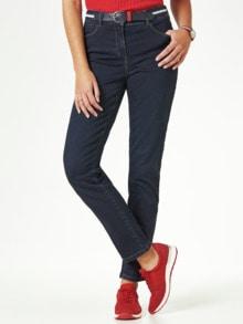Gürtel- Jeans