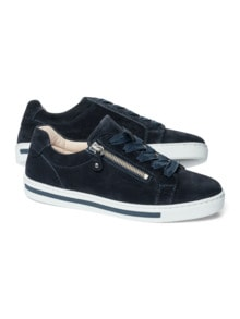 Reißverschluss-City Sneaker