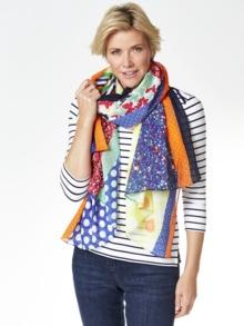 Swiss Cotton-Leicht-Schal