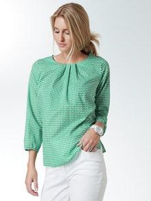 Shirtbluse Sommerleicht