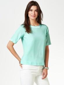 Seiden-Shirtbluse Edel-Basic