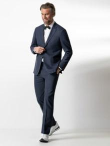 Sneaker-Anzug Blau