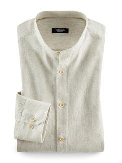 Oasen-Shirt Beige Detail 1