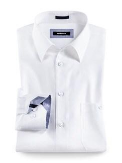 Regatta-Hemd Sorona Weiß Detail 1