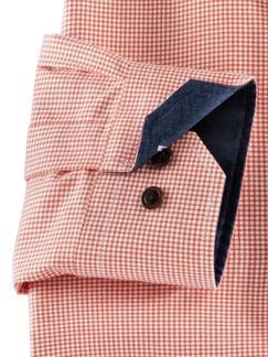 Softcotton-Hemd Minikaro Terra Detail 4