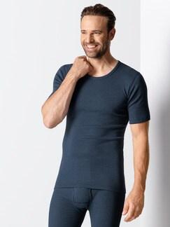 Thermo-Shirt 2er-Pack Mar. gestreift Detail 1