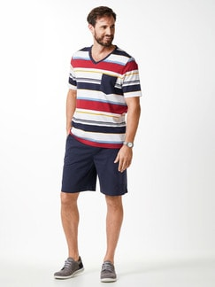 Summertime V-Shirt Terra Detail 2