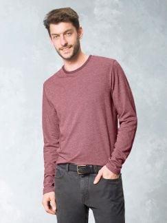 Minimal-Jacquard Shirt