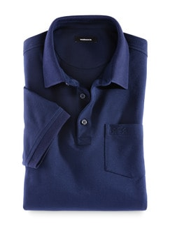 24-Stunden Koffer-Polo Navy Detail 1