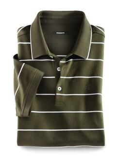 Jersey-Polo Gentleman Khaki Detail 1