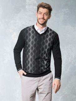 Carlo Colucci Pullover Kaleidoskop