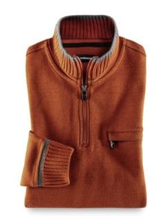 Zip-Shirt Softbund