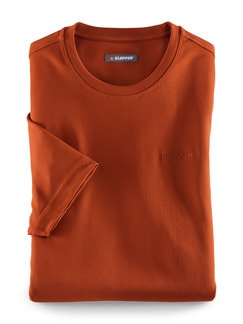 Klepper Dry Touch T-Shirt Terra Detail 1