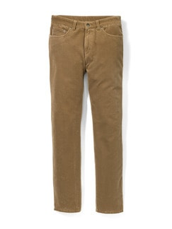 Flexcord Five-Pocket Beige Detail 1