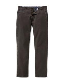 Hybrid Jeans Brown Detail 1