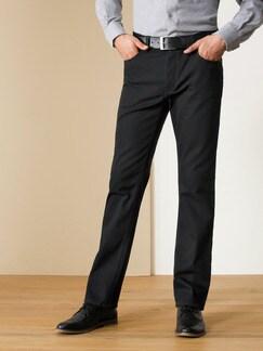 Husky Jeans Five-Pocket Black Detail 2