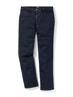 Thermojeans Chino Dark Blue Detail 1