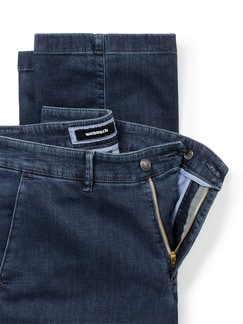 Jogger-Jeans Chino Blue Detail 4