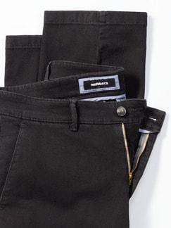 Jogger-Jeans Chino Black Detail 4