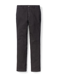 Jogger-Jeans Chino Black Detail 1