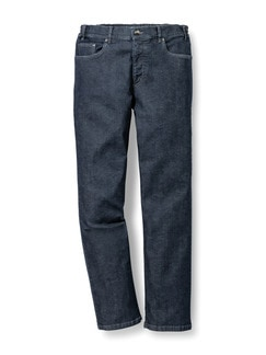 Relaxbund Five Pocket Jeans Dark Blue Detail 1