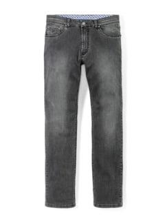 Ausstatterjeans Cashmeretouch Grey Detail 1