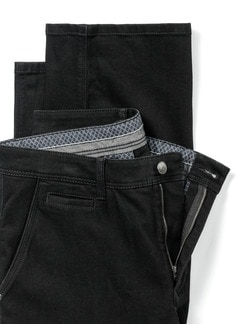 Husky Jeans Chino Black Detail 4