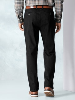 Husky Jeans Chino Black Detail 3