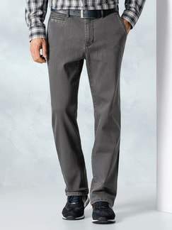 Husky Jeans Chino Grey Detail 2