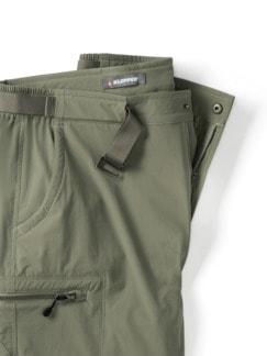 Klepper Active Shorts Schilf Detail 4