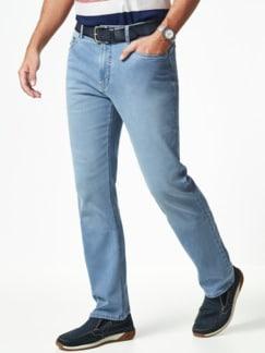 Ultralight Jeans 2.0 Summer Bleached Detail 2