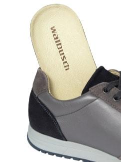 City-Bequem-Sneaker Grau Detail 3