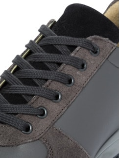 City-Bequem-Sneaker Grau Detail 4