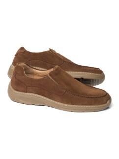 Wildleder Komfort-Slipper