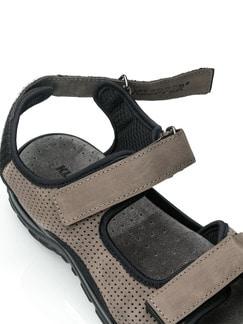 Klepper Sandale Schilf Detail 3
