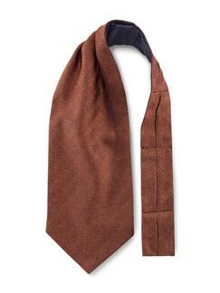 Krawattenschal Tweedoptik