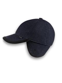 Sympatex-Baseballcap Navy Detail 1