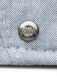 UV Schutz Schiebermütze Blau Detail 3
