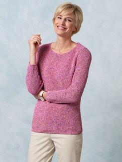 Pullover Grazia Pink Detail 1