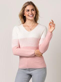 Zeitlos Schick V Pullover Fur Damen Walbusch