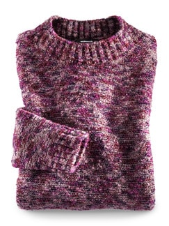 Soft-Boucle-Pullover